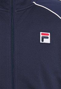 Fila - SPIKE - Sportovní bunda - peacoat blue - 2