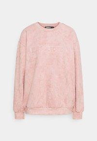 Missguided - BRANDED - Sweatshirt - pink - 0