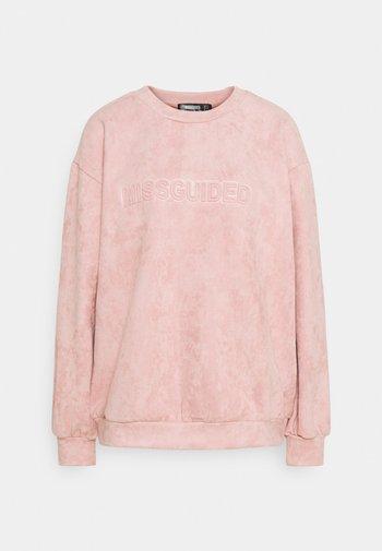 BRANDED - Sweatshirt - pink
