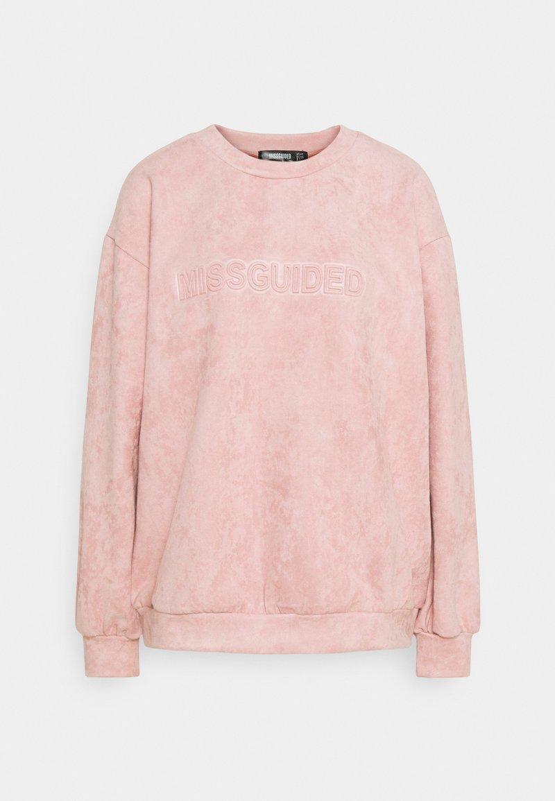 Missguided - BRANDED - Sweatshirt - pink