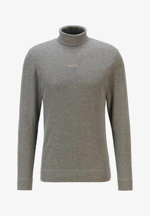 TROLLFLASH - Långärmad tröja - light grey