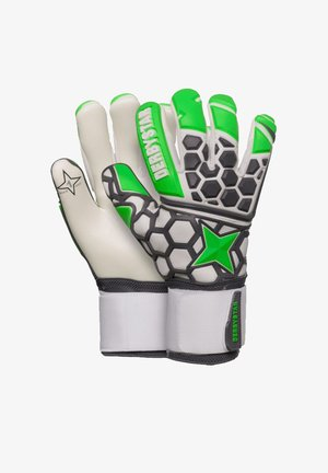 Goalkeeping gloves - gruengrauweiss