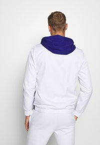 Lacoste Sport - TENNIS JACKET - Trainingsvest - white/cosmic-green - 2