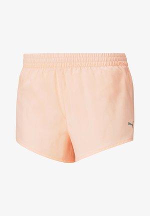 RUN FAVORITE SHORT  - Short de sport - elektro peach