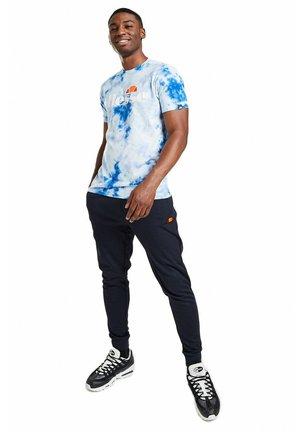 PRADO - Print T-shirt - blue