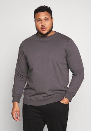 BASIC TERRY CREW  - Sweatshirt - darkshadow