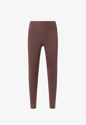 COMFORTLUX  - Leggings - brown