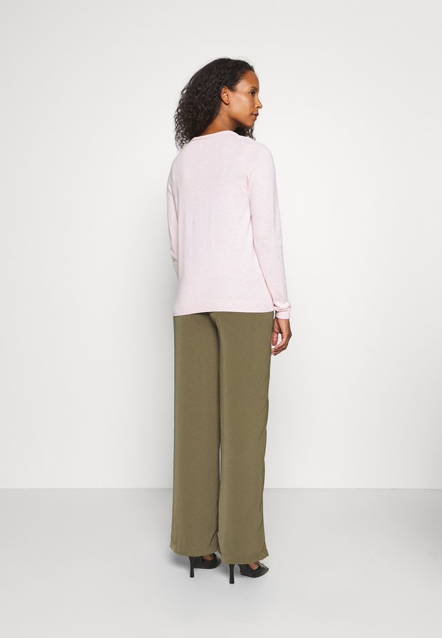 BASIC  - Cardigan - light pink