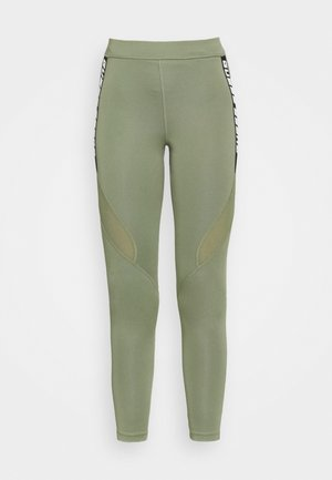 LEGGINGS - Punčochy - lichen leaf green