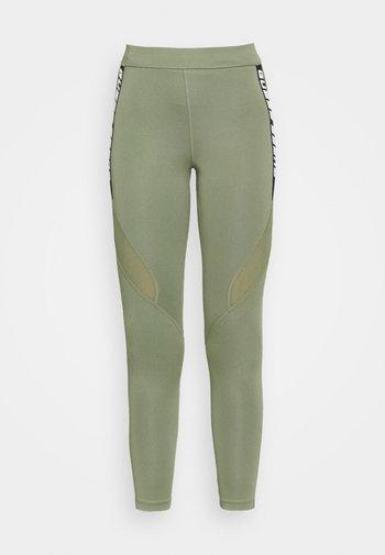 LEGGINGS - Leggings - lichen leaf green