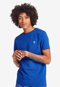 Timberland - DUNSTAN  - Basic T-shirt - surf the web - 0