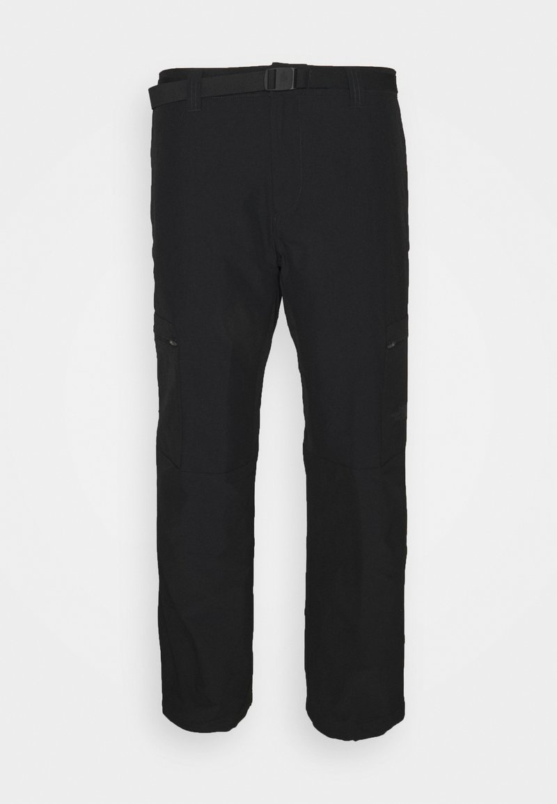 The North Face - WINTER EXPLORATION CARGO - Friluftsbyxor - black