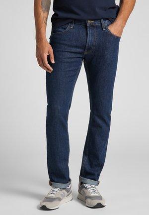 DAREN - Straight leg jeans - dark stonewash