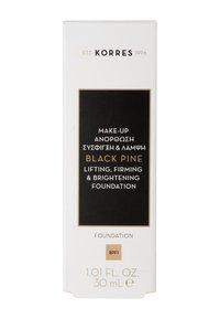 Korres - BLACK PINE FOUNDATION - Foundation - bpf 1 - 2