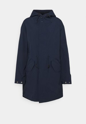 Parka - aviator navy