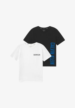 TEES 2 PACK  - Camiseta interior - white