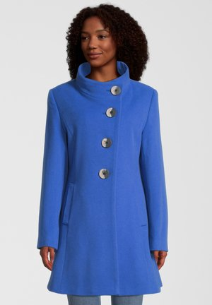 ALMARIE - Short coat - cobald
