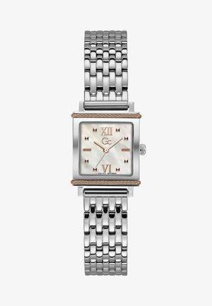 QUADRACHIC - Horloge - silver