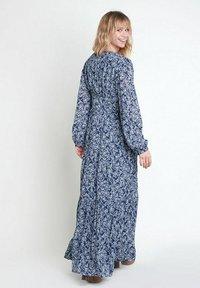 Maison 123 - Maxi dress - bleu marine - 1