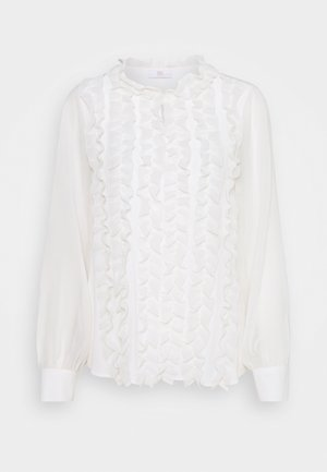 BLUSE - Blouse - offwhite