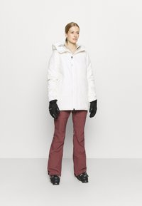 Burton - AVALON BIB - Ski- & snowboardbukser - rose brown - 1