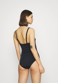 LASCANA - SWIMSUIT - Swimsuit - black - 2