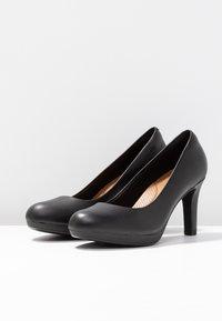Clarks - ADRIEL VIOLA - Klassiske pumps - black - 4