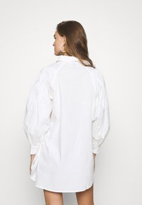 YAS - YASGEETA - Button-down blouse - star white - 2