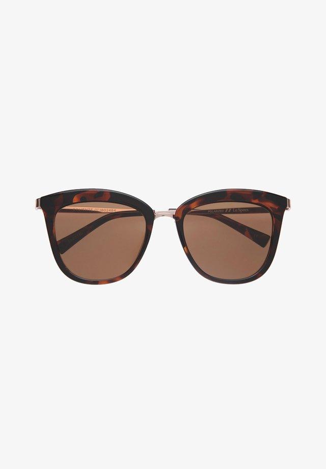 CALIENTE - Sunglasses - tort/rose gold