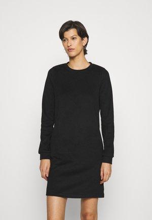 VMKAMMIE AVY SHORT DRESS - Jumper dress - black