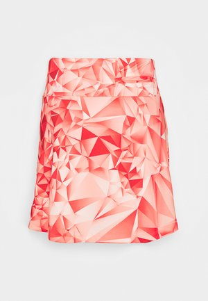 DRY VICTORY SKIRT - Sports skirt - magic ember/washed coral