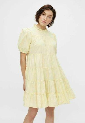 YASNUGA - Korte jurk - french vanilla