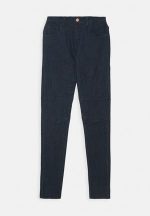 LVG 710 SUPER SKINNY FIT JEANS - Jeans Skinny - dark blue