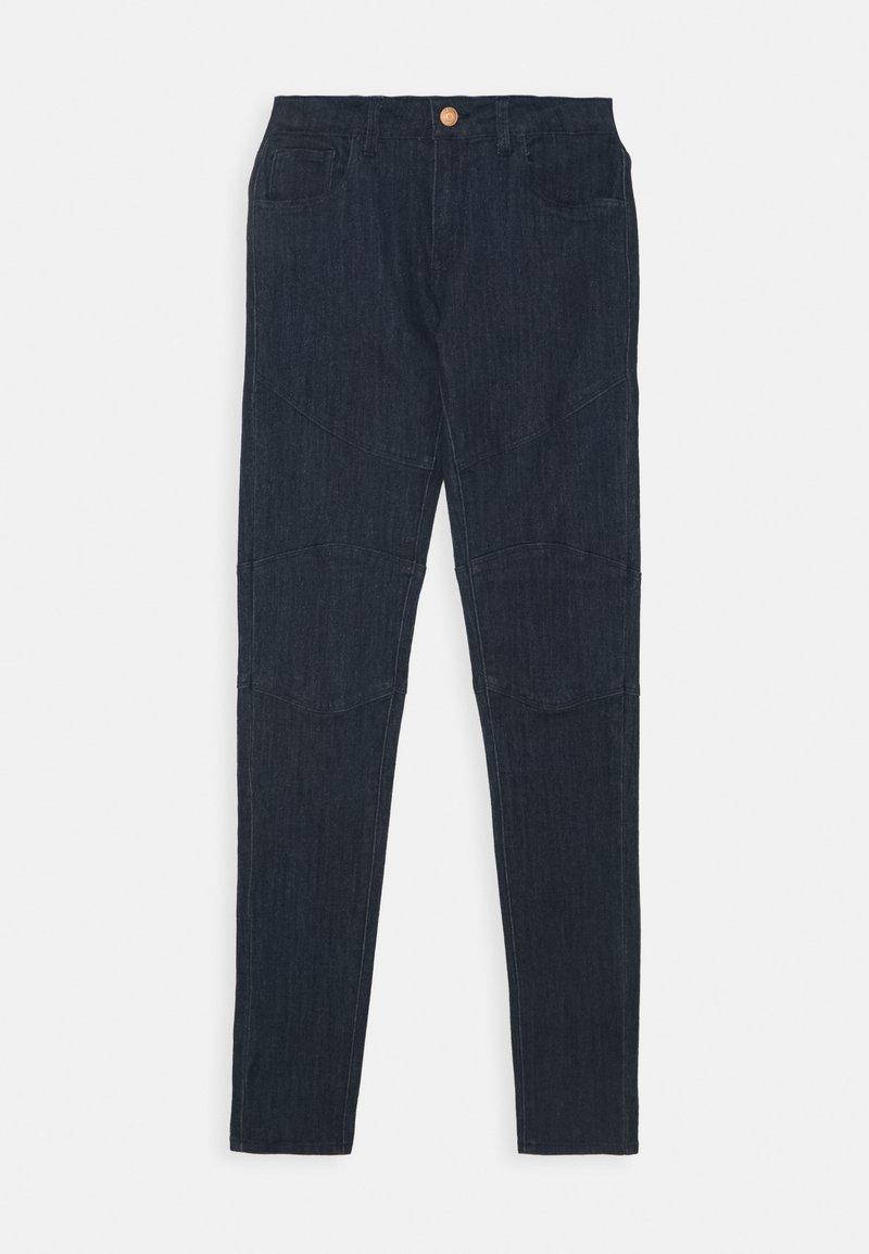 Levi's® - LVG 710 SUPER SKINNY FIT JEANS - Jeans Skinny Fit - dark blue