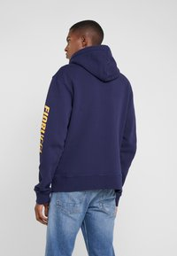 Fiorucci - STYLED FOR PLEASURE HOODIE  - Sweat à capuche - navy - 2