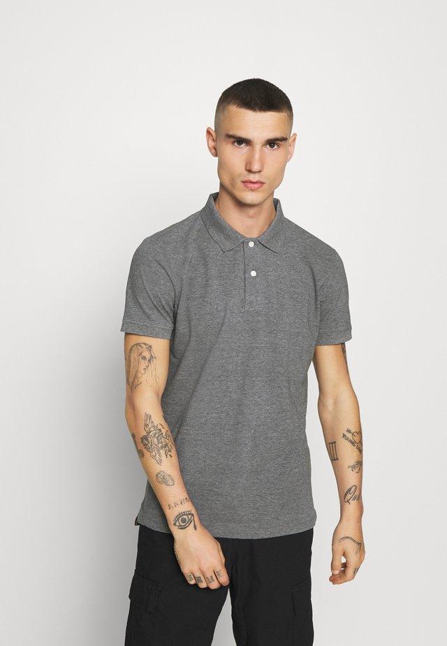Polo - dark grey