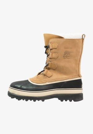 Caribou - Zimní obuv - brown