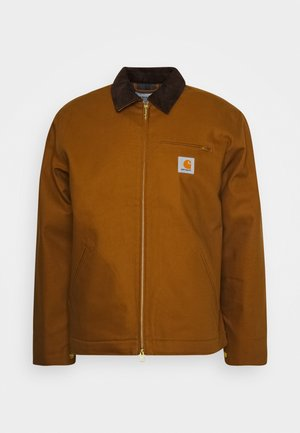 DETROIT JACKET DEARBORN - Light jacket - hamilton brown rigid