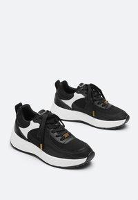 Uterqüe - Trainers - black - 1