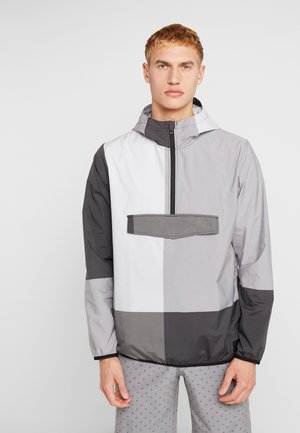 ADCRS ANRK - Windbreakers - black