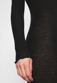 Samsøe Samsøe - CUPIDON DRESS - Jumper dress - black - 4