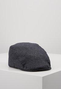 Burton Menswear London - PUPPYTOOTH  - Beanie - navy - 0