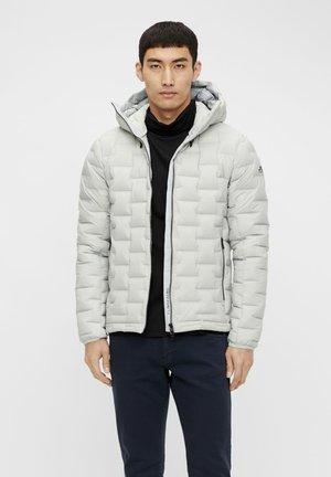 Down jacket - stone grey