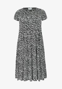 Live Unlimited London - Jersey dress - black - 2