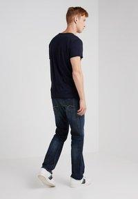 BOSS CASUAL - Straight leg jeans - navy - 2