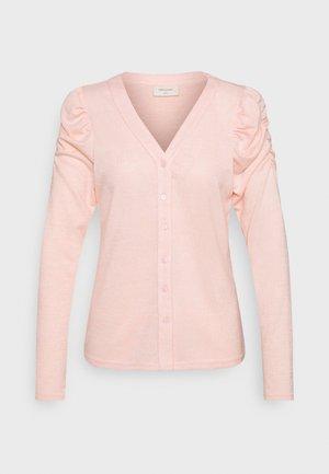 FQLIVANA CAR - Cardigan - silver pink