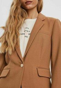 Vero Moda - Blazer - tobacco brown - 3