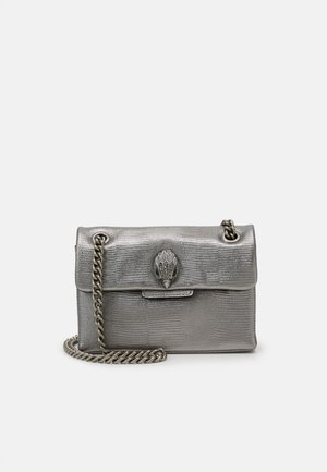 MINI KENSINGTON BAG - Across body bag - gunmetal