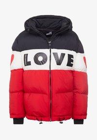 Love Moschino - Zimní bunda - red - 4