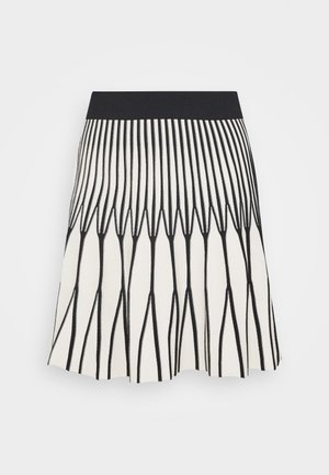 KALLI SKIRT - Mini skirt - cream